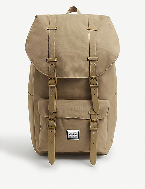 HERSCHEL SUPPLY CO: Little America recycled plastic backpack