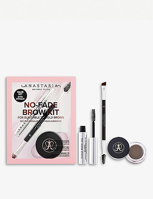 ANASTASIA BEVERLY HILLS: No-Fade Brow kit for buildable to bold brows