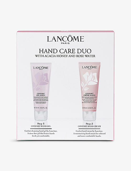 LANCOME: Hand Care Duo set