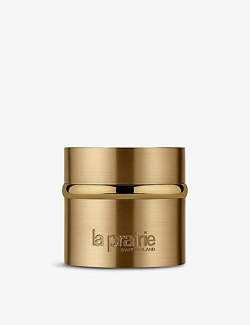 LA PRAIRIE: Pure Gold Radiance cream 50ml