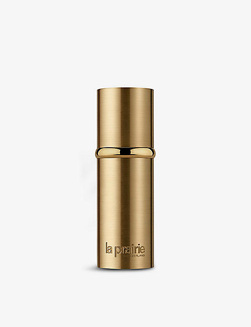 LA PRAIRIE: Pure Gold Radiance Concentrate serum 30ml