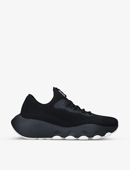 AXEL ARIGATO: Apex low-top stretch-knit trainers