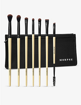 MORPHE: Earth to Babe bamboo 7-piece brush set