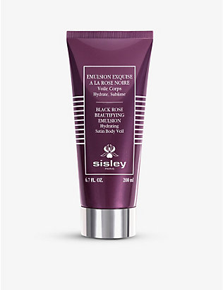 SISLEY: Black Rose Beautifying emulsion 200ml