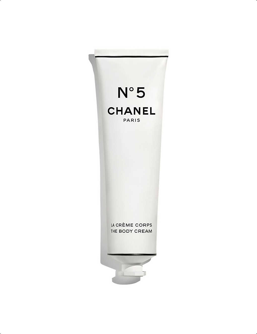 CHANEL - N°5 The Body Cream 150ml Factory 5 Collection. Limited Edition. | Selfridges.com
