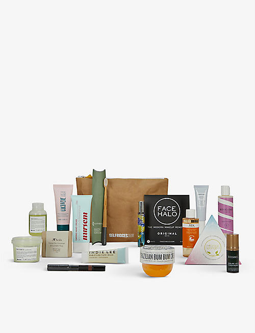 SELFRIDGES: Project Earth beauty bag 2.0