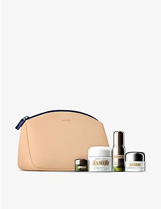 LA MER: The Revitalizing Smoothing Collection gift set worth £377