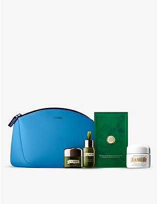 LA MER: The Luxe Hydration Collection gift set worth £501