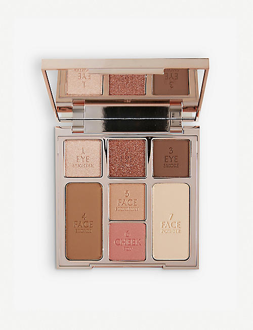 CHARLOTTE TILBURY: Instant Look Of Love In A Palette face palette 22g