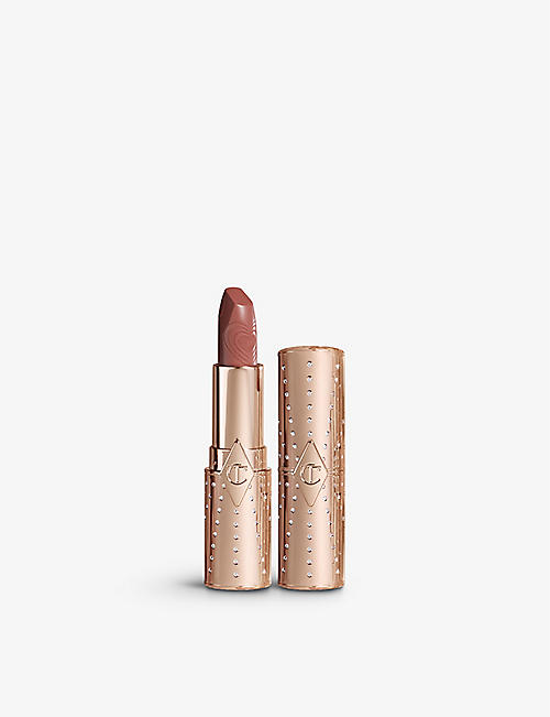 CHARLOTTE TILBURY: The Look of Love K.I.S.S.I.N.G refillable lipstick 3.5g