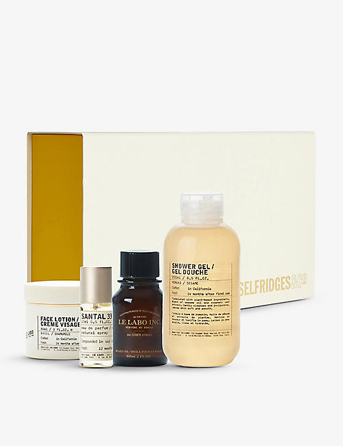 LE LABO: Grooming Bundle gift set