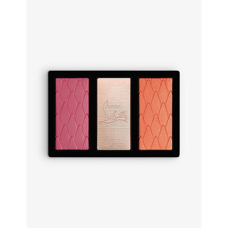 Christian Louboutin La Palette Blush And Highlighter Refill 75g