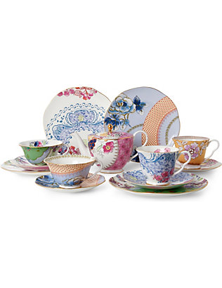 WEDGWOOD: Butterly Bloom range