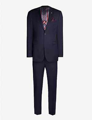 TED BAKER Debonair wool suit