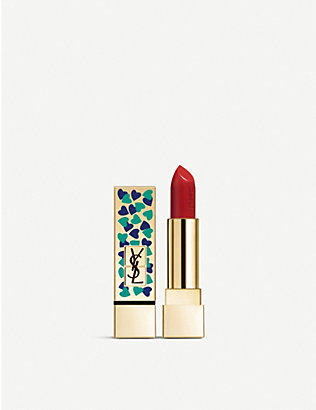 YVES SAINT LAURENT: Rouge Pur Couture Colour Clash Collection