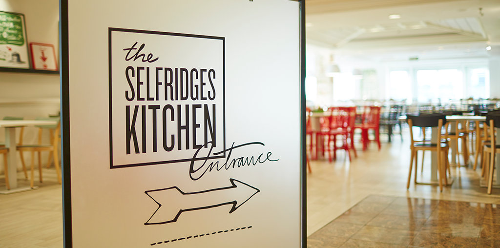 Selfridges Wedding Gifts: London Services The Selfridges Kitchen